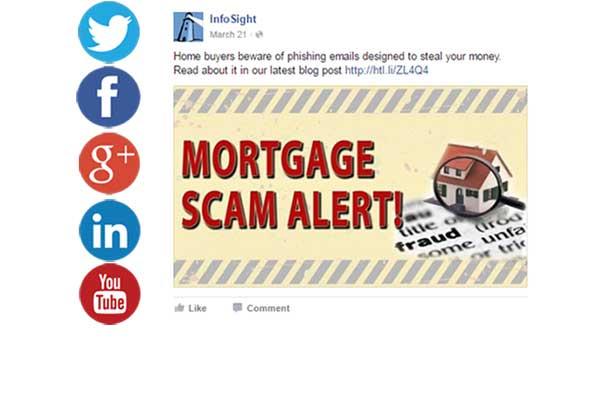 Cyber Security Awareness Training Social Media Posts
